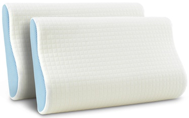 Dormeo Siena V3 Anatomic Pillow Set 30x50cm 2pcs