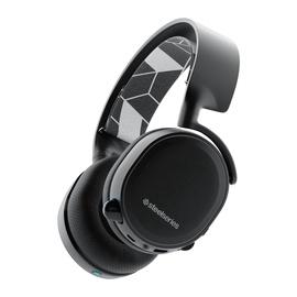 Игровые наушники Steelseries Arctis 3 Bluetooth Black, беспроводные