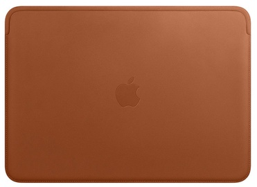 "Apple Leather Sleeve For 13"" MacBook Pro Saddle Brown"