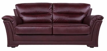 Diivanvoodi Home Collection Liverpool Madras Oxblood Red, 212 x 108 x 99 cm