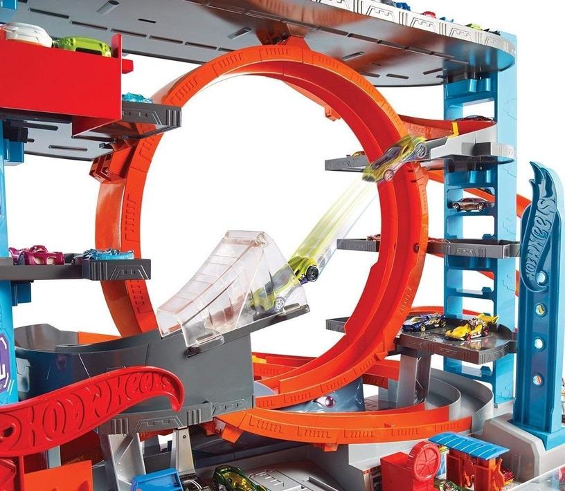 Mattel Hot Wheels City New Ultimate Garage FTB69