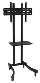 Techly TV Stand Trolley for LED LCD 32-70