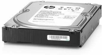 HP NMDL 2TB 6G SATA 7.2k 3.5''