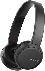 Kõrvaklapid Sony WH-CH510 Black, juhtmevabad