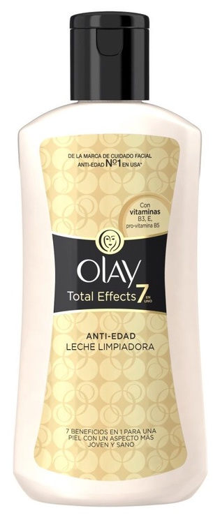 Olay Total Effects 7in1 Anti Wrinkle Cleansing Milk 200ml