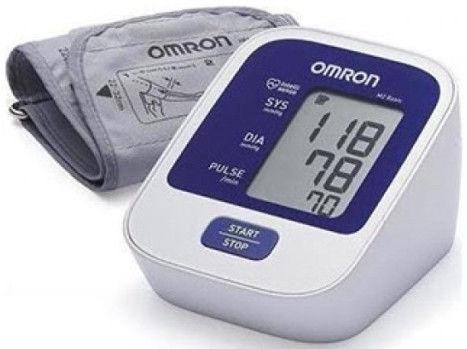 Automatic Blood Pressure Monitor HEM-7120 Basic