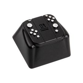 Zomoplus Gamepad Esc Aluminum Keycap Black