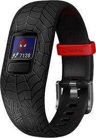 Nutikäevõru Garmin Vivofit jr. 2 Adjustable Marvel Spider-Man Black