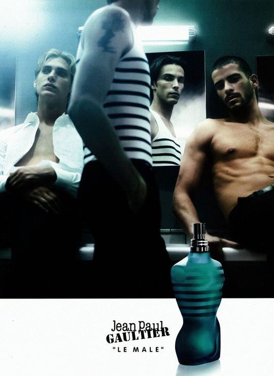 Parfüümid Jean Paul Gaultier Le Male 125ml EDT