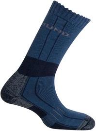 Mund Socks Himalaya Blue 42-45