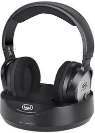 Kõrvaklapid Trevi FRS1400R Black, juhtmevabad
