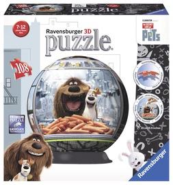 Ravensburger 3D Puzzle The Secret Life Of Pets 108pcs 12216