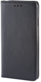 Mocco Smart Magnet Book Case For Apple iPhone 7 Plus/8 Plus Black