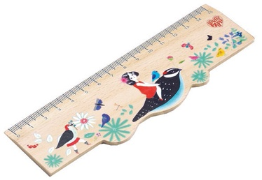 Djeco Wooden Ruler Chic DD03540