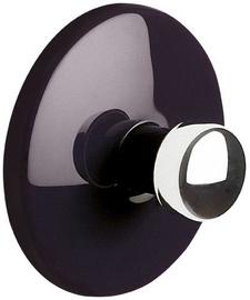 Spirella Hook Bowl Ø6cm Black