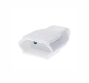 Okko KF-GBYC-1 EURO Extension Socket White