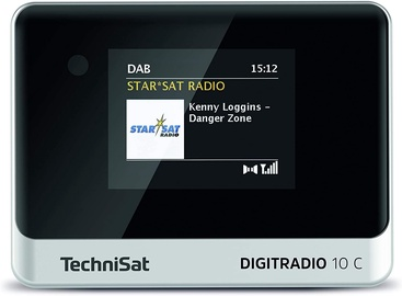 TechniSat DigitRadio 10 C Black Silver 0000/3945