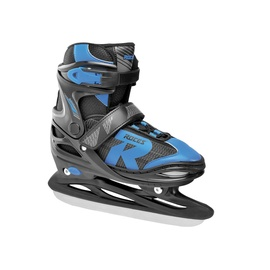 Roces Jokey Ice 2.0 Skating 450696 001 Black/Blue 30-33