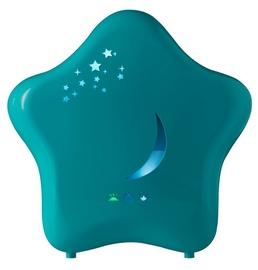 Lanaform Humidifier Nightlight Moony LA120122 Turquoise