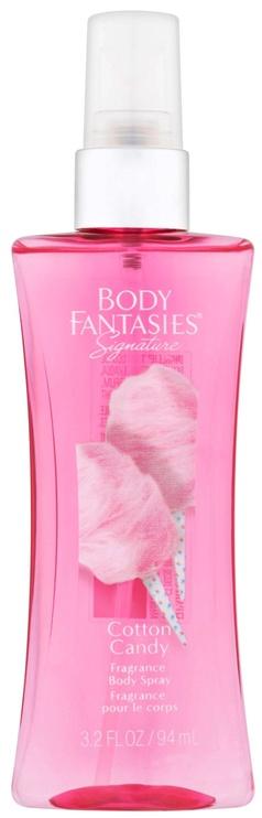 Body Fantasies Signature Cotton Candy Fragrance Body Spray 94ml