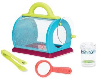 Liivakasti mänguasjade komplekt Battat Bug, roheline