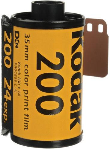 Kodak Gold 200 135 24 Color Negative Film