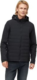 Audimas Mens Jacket w/Thermore Thermal Insultation Black XXL