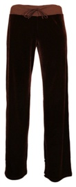 Bars Womens Trousers Dark Brown 84 M