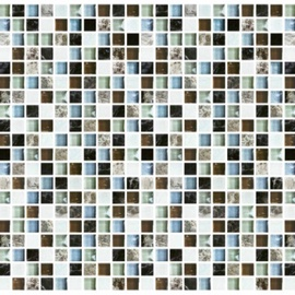 SN Decoration Board Mosaic Iceland 7058