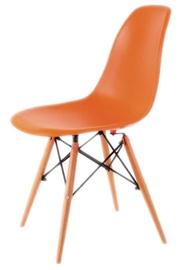 Söögitoa tool Signal Meble Enzo Orange, 1 tk