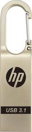 HP x760w USB 3.1 128GB Gold