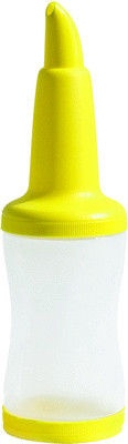 Barkonsult Freepour White 1L Yellow
