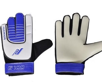Rucanor Goalkeeper Gloves G-110 01 L White/Black/Blue
