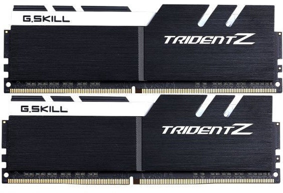 G.SKILL TridentZ 16GB 3200MHz CL16 DDR4 KIT OF 2 F4-3200C16D-16GTZKW