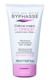 Byphasse Hand and Nail Cream 150ml