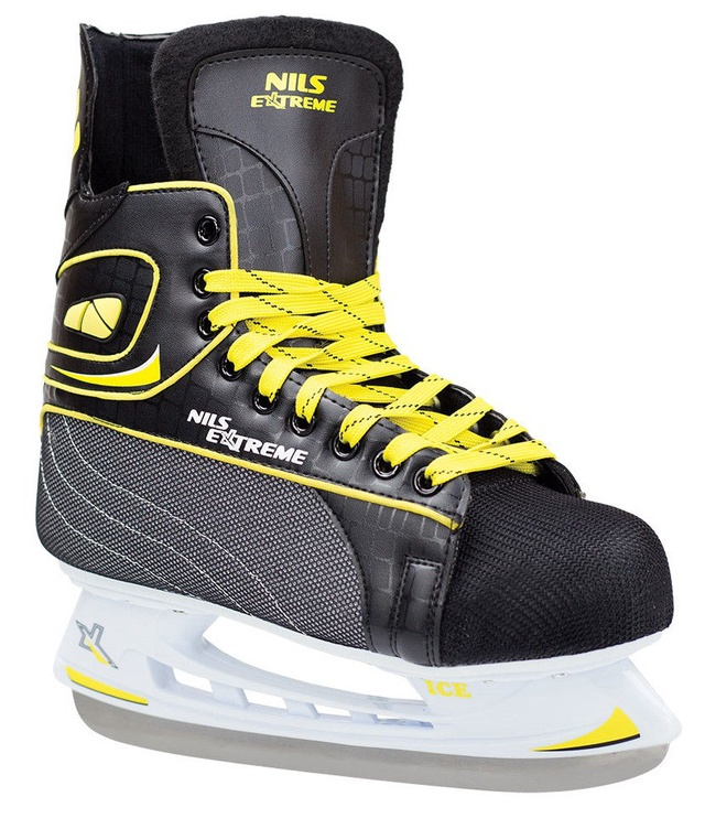 Nils Extreme NH8556 S Black Yellow 43