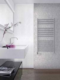 Zehnder Bluebell Towel Dryer 532x1200mm Stainless Steel