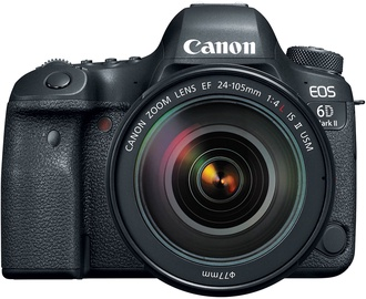 Canon EOS 6D Mark II + EF 24-105mm f/4L IS II USM (поврежденная упаковка)