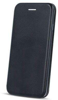 OEM Smart Diva Book Case For Xiaomi Redmi Note 9 Black