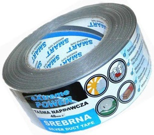 SMART Extreme Power Duct Tape 50m Silver