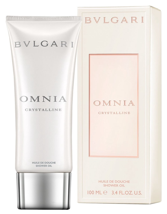 Bvlgari Omnia Crystalline Shower Oil 100ml