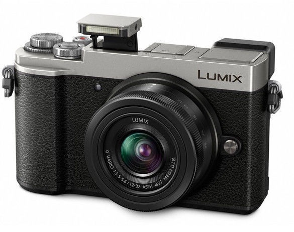 Panasonic LUMIX DC-GX9WE + 12-32 mm + 35-100 mm Black/Silver