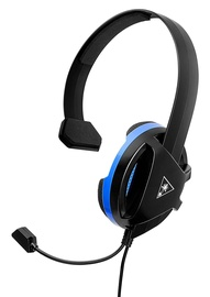 Turtle Beach Recon Chat Headset PS4 Black Blue