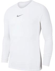 Nike Men's Shirt M Dry Park First Layer JSY LS AV2609 100 White S