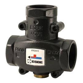 ESBE VTC511 3-Way Valve 1 1/4'' 60°C Kvs 14