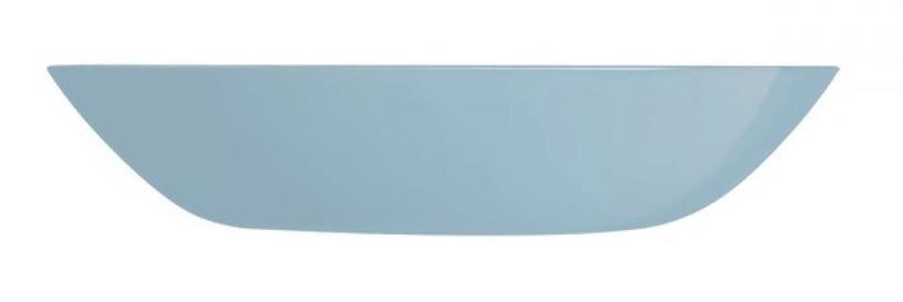 Luminarc Diwali Light Blue Soup Plate D19cm
