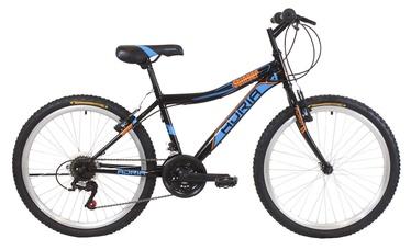"Jalgratas Capriolo Adria Stinger 24"" Black Blue 18"