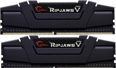 Operatiivmälu (RAM) G.SKILL RipJawsV F4-4000C18D-32GVK DDR4 32 GB CL17 4000 MHz