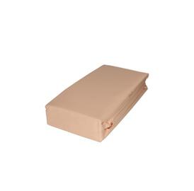 Простыня Domoletti 12-0911 Beige, 200x220 см