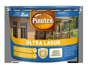 Puidukaitsevahend Pinotex Ultra Lasur, oregon, 10L